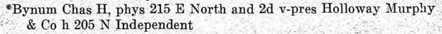 Kinston 1912