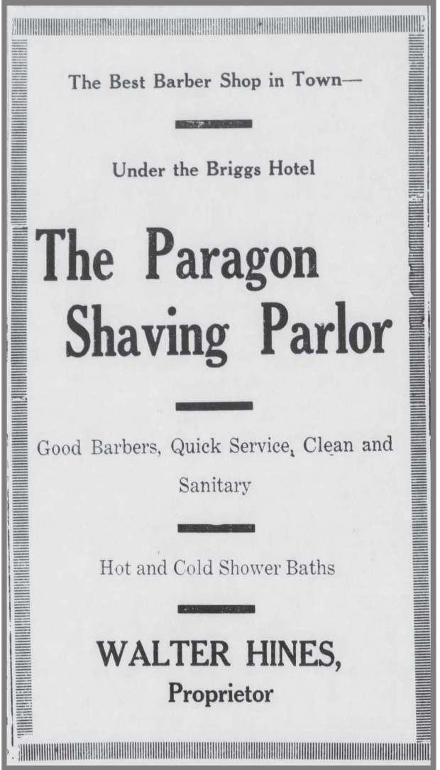 WDT_10_21_1921_Paragon_Shaving_Parlor