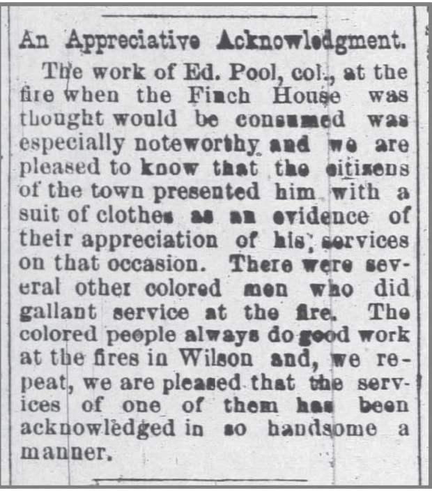Wilson_Advance_12_1_1887_Ed_Pool_appreciation