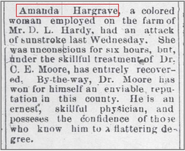 Wilson_Advance_7_18_1889_Amanda_Hargrave_sunstroke