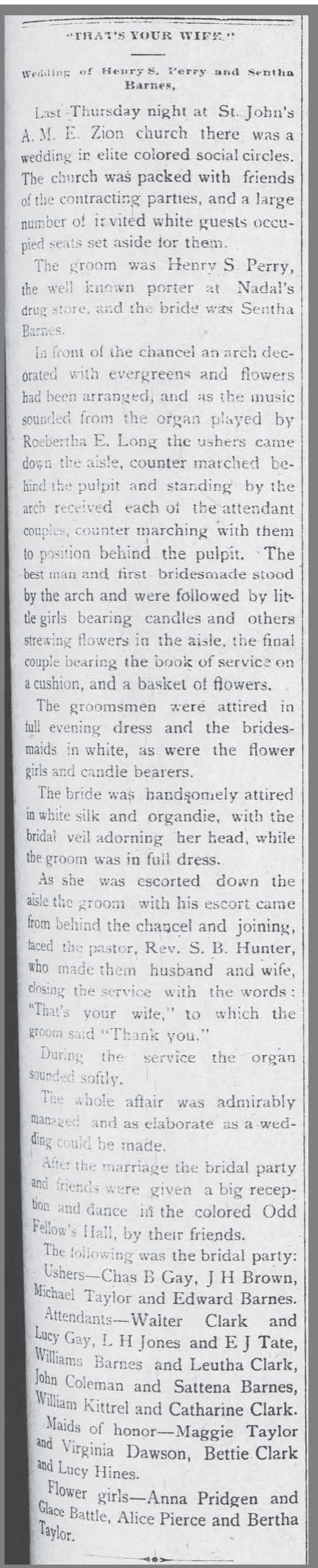 Wilson_News_9_21_1899_wedding