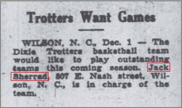 Pitt_Courier_12_3_1938_Dixie_Trotters (1)