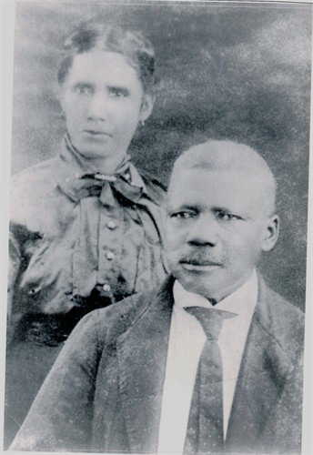 Lawrence & Mary Gray Pender
