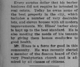 Indy Recorder 3 1 1913