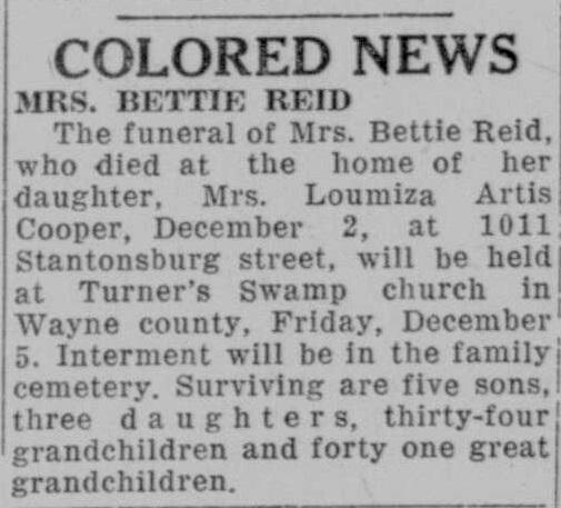 Bettie Reid 12 4 1947